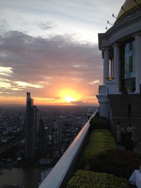 Sky bar lebua Thailand